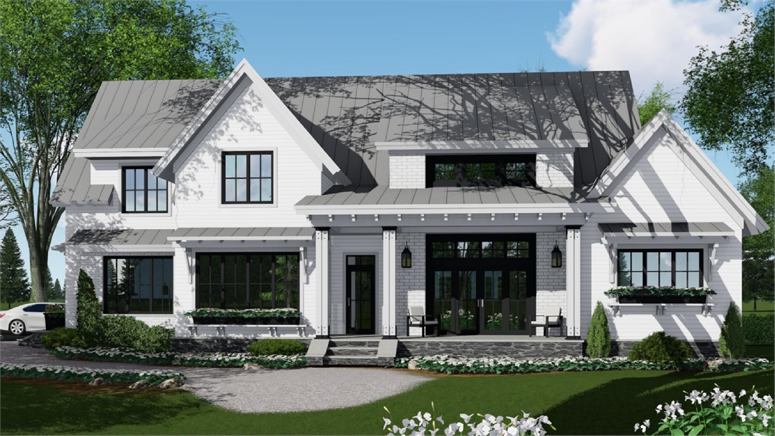 Barrie Builder(s): Fernbrook Homes & Crystal Homes Project Name: Eagles' Rest Estates