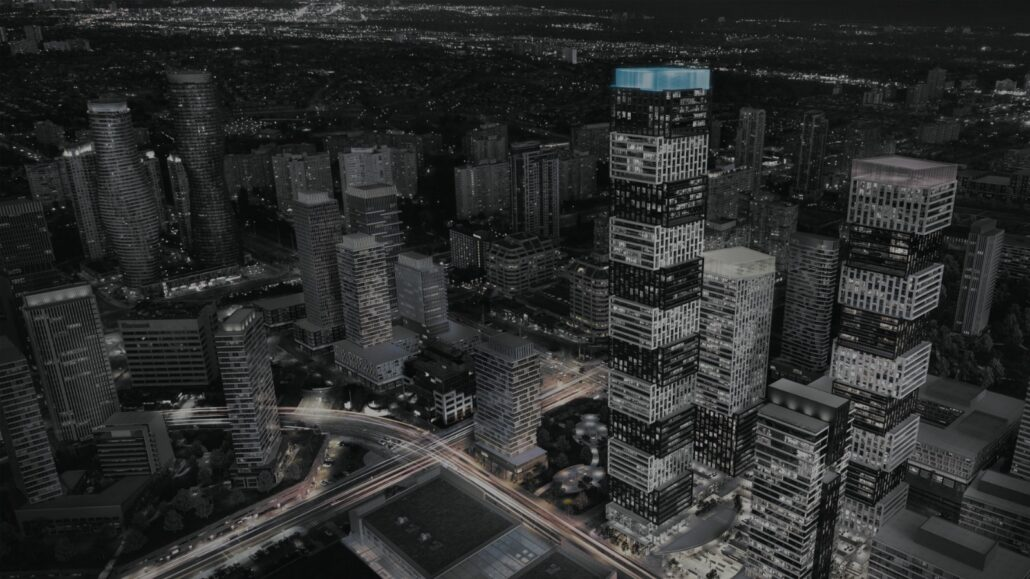 MISSISSAUGA (SQUARE ONE) Builder(s): Comrost Felcorp Name of Project: EX3 Condos